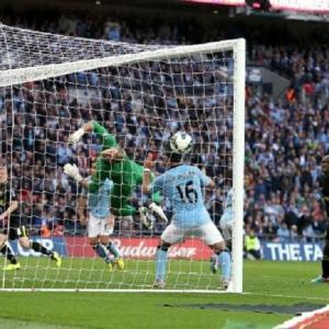 Wigan stun City to win FA Cup