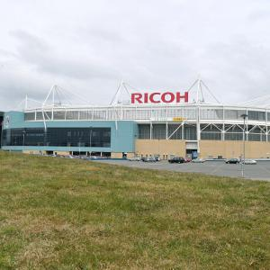 Coventry reach short-term Ricoh deal