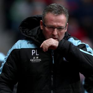 Lambert 'I won't walk away from Villa'