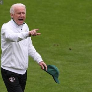 Trapattoni: We'll give Italy a game