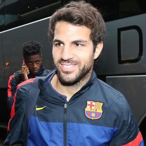 Martino - Fabregas staying at Barca