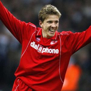 Boro farewell for Juninho