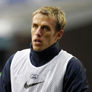 Neville flattered by Everton link