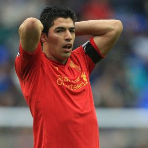 Suarez told leaving Liverpool would be a mistake