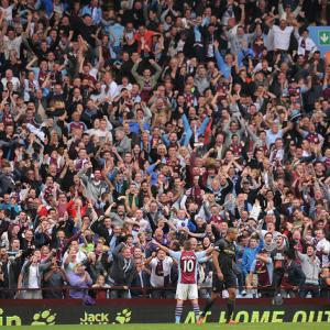 City slump to Villa defeat