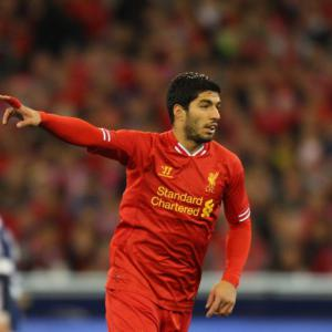 Suarez set for League Cup comeback at United