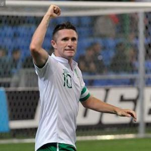 Keane out of Germany clash