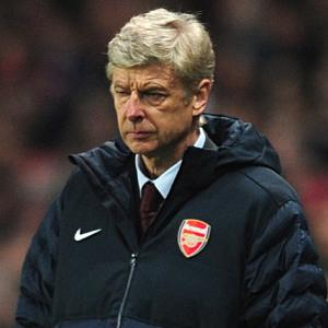 Arsenal boss Arsene Wenger says, 'I'm going nowhere'