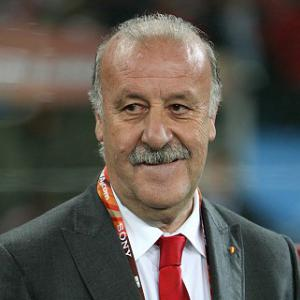Del Bosque to make most of friendly