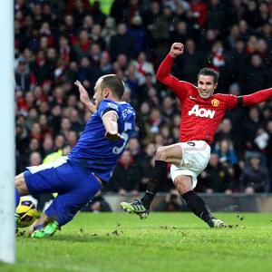 Man Utd 2-0 Everton: Match Report