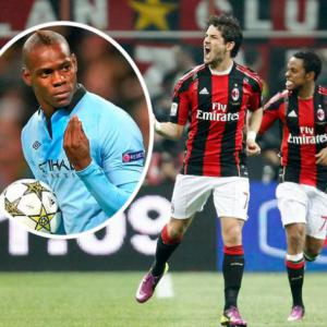 AC Milan to ship out Pato, Robinho before bringing in Balotelli