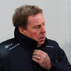 Redknapp rages at QPR flops