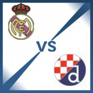 Dinamo Zagreb away at Real Madrid - Follow LIVE text commentary