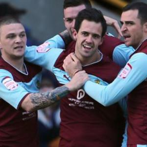 Burnley 1-1 Bolton: Match Report