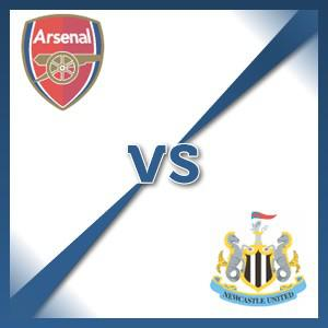 Arsenal V Newcastle United - Follow LIVE text commentary