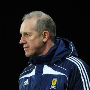 Stark refuses to rule himself out of Scotland job