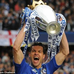Real Madrid want Chelsea star Michael Ballack on free deal