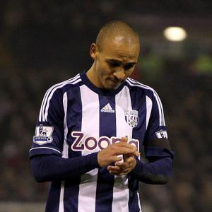 West Brom boss Steve Clarke wants Odemwingie to stay