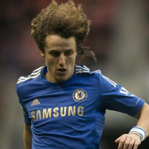 Luiz determined to be more than sideshow