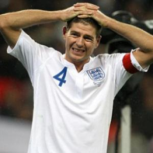 Steven Gerrard is ruled out for a month as Liverpool ready 500k bill for FA