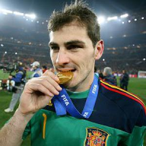 Casillas - It has not sunk in
