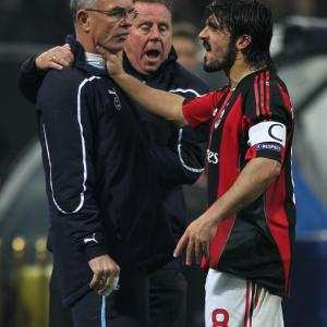 Hayler Wheeler - Ageing Gattuso adds to Milan embarrassment