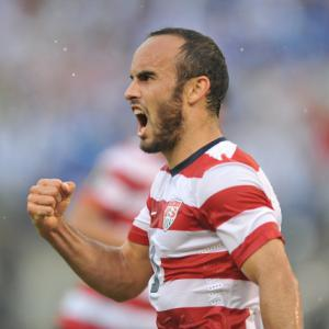 Donovan leads US against Panama for Gold Cup