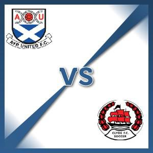 Ayr United V Clyde - Follow LIVE text commentary