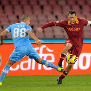 Serie A chiefs switch Roma v Napoli clash
