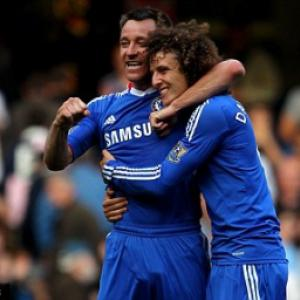 John Terry: David Luiz can become a Chelsea legend