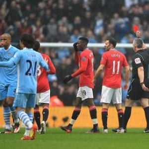 City to challenge Kompany card