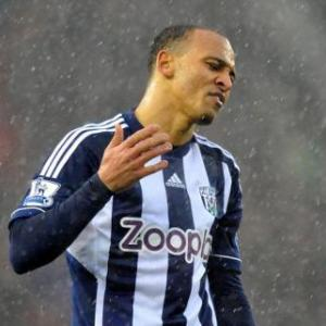 WBA to deal with Odemwingie internally