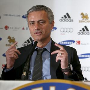 Mourinho pleased by early progress