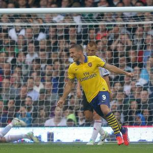 Gunners silence boo boys with win