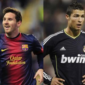 Messi and Ronaldo go head-to-head in Cup clash