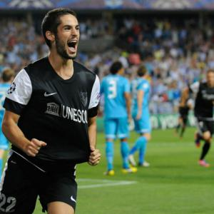 Manchester clubs head the queue for Malaga starlet Isco