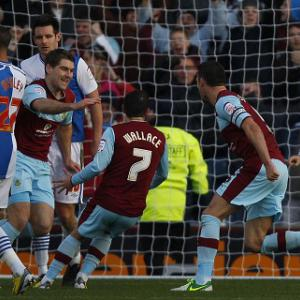 Burnley 1-1 Nottm Forest: Match Report