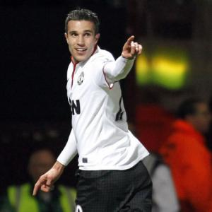 How Crucial Is Robin van Persie to Manchester United's Season?