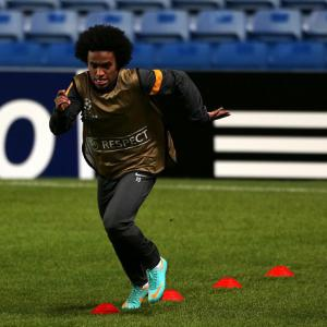 AVB denies Spurs bid for Anzhi's Willian