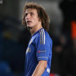 Chelsea defender David Luiz targets alternative European crown