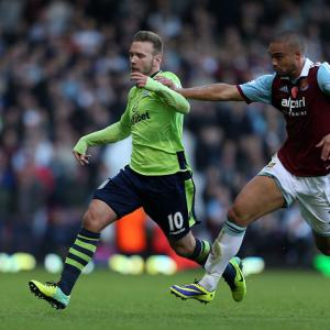 Honours even at Upton Park