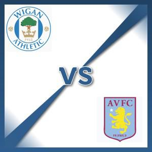 Wigan Athletic V Aston Villa - Follow LIVE text commentary