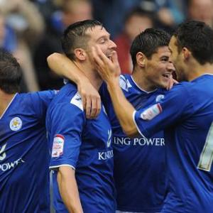 Nugent treble leads Foxes home