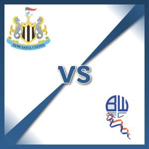 Bolton Wanderers away at Newcastle United - Follow LIVE text commentary