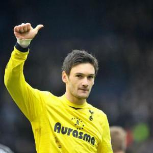 Spurs can beat Inter - Lloris