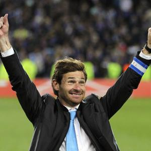 Villas-Boas: Top four is main goal
