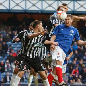 Rangers dump Elgin out