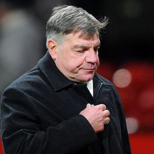 Allardyce charged by FA