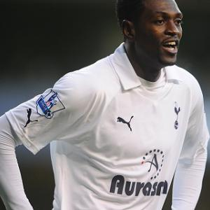 Spurs nearing Adebayor deal