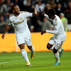 Baggies downed by impressive Swans